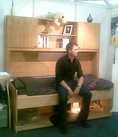 George Clarke and The StudyBed